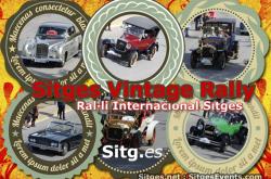 Sitges Car Rally Rallye Ral.li 2019